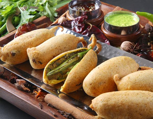 Buy Mirchi Wada in Surat, India